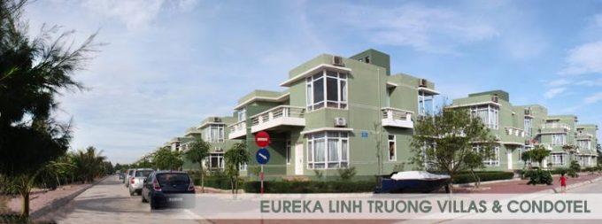 Tour Du Lịch Eureka Linh Trường Resort 2 Ngày 1 Đêm