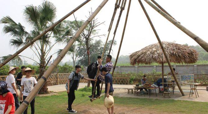 Tour Hà Nội Khu du lịch Long Việt 2 Ngày 1 Đêm Giá Rẻ