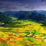 Tour du lịch Bắc Sơn 2 Ngày 1 Đêm Mùa Lúa Chín
