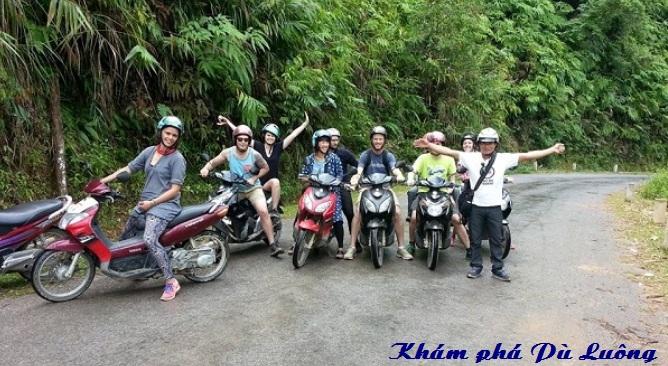 Tour Pù Luông ghép đoàn