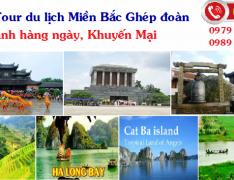 Tour du lịch Hà Nội khởi hành từ TP HCM
