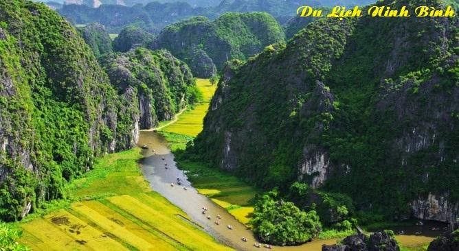 Tour Ninh Bình 1 ngày