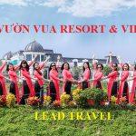 Vườn Vua Resort & Villas Phú Thọ 2 Ngày 1 Đêm Giá rẻ