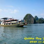Du Thuyền Golden Bay Party Cruise Hạ Long 2 Ngày 1 Đêm
