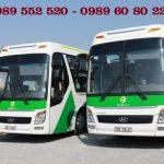 Đặt vé Xe Sapa Green Bus Giá rẻ nhất 0989552520