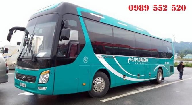Sapa Dragon Bus Express