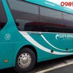 Xe Bus Sapa Dragon Express Giá rẻ 0989552520