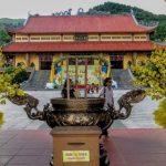Tour du lịch Chùa Ba Vàng-Yên Tử 1 ngày Khuyến Mại