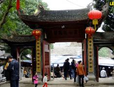 Tour du lịch Đền Ông Hoàng Bảy