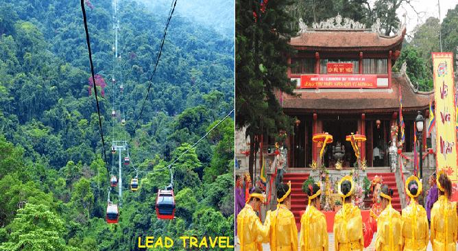 Tour du lịch Tây Thiên 1 ngày