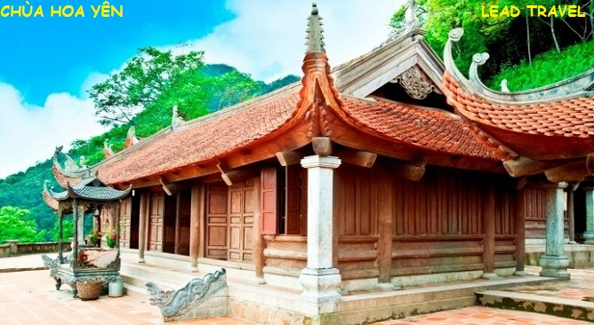 Tour du lịch Yên Tử chùa Hoa Yên