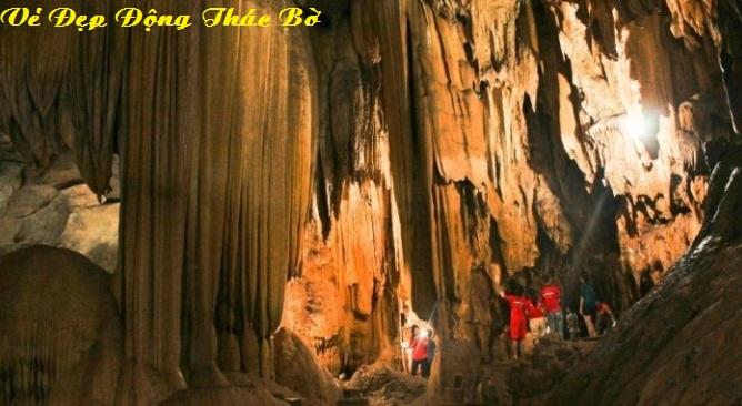 du lịch Thung Nai Thác Bờ Động Thác Bờ