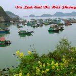 Tour du lịch Cát Bà Hải Phòng Khuyến Mại Đặc Biệt