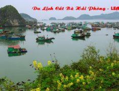 Tour du lịch Cát Bà Hải Phòng Khuyến Mại
