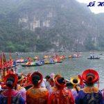 Tour du lịch Tràng An 1 ngày Du Xuân Tiết Kiệm chỉ từ 400K