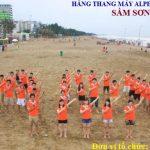 Du lịch Sầm Sơn 2 ngày 1 đêm Team Building Khuyến Mại