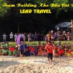 Tour du lịch đảo Cát Bà 3 ngày 2 đêm Team Building Khuyến Mại