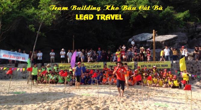 Tour du lịch đảo Cát Bà 3 ngày 2 đêm Team Building