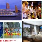 Du Thuyền UniCharm Cruise 2 Ngày 1 Đêm Khuyến Mại