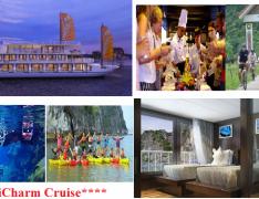 Du thuyền UniCharm Cruise