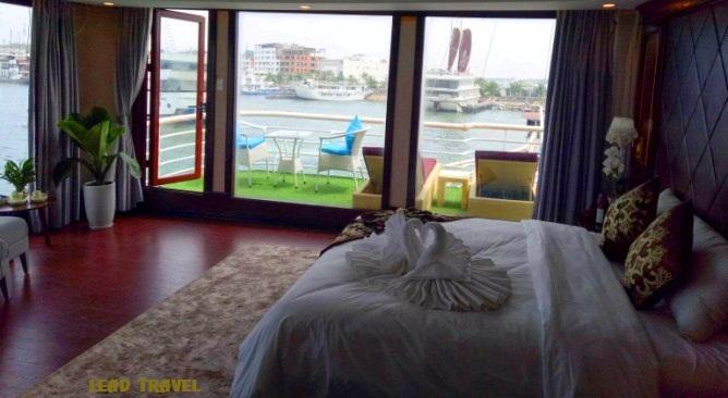 La Pinta Cruise Cabin