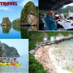 Tour du lịch đảo Cát Bà 2 ngày 1 đêm Ghép lẻ hàng ngày