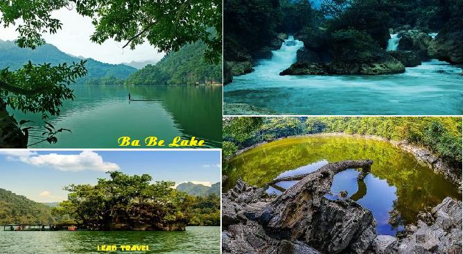 Tour du lịch hồ Ba Bể 2 ngày 1 đêm