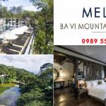 Tour du lịch Melia Ba Vì Resort 2 Ngày 1 Đêm Khuyến Mại