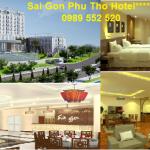 Bảng Giá Phòng Khách sạn Sài Gòn Phú Thọ  Khuyến Mại Mới Nhất