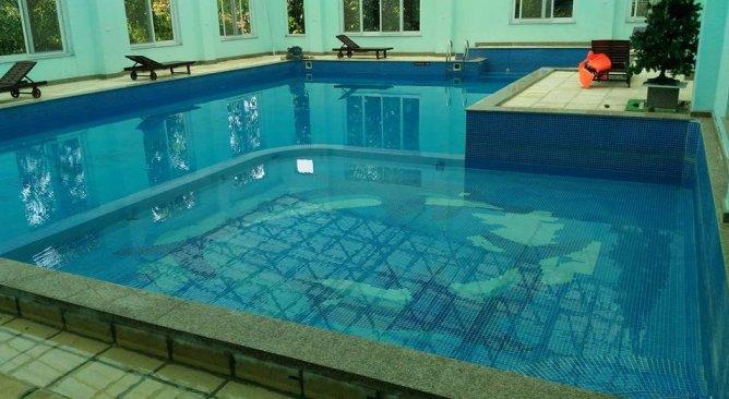 bể bơi bốn mùa Pandora Eco Retreat