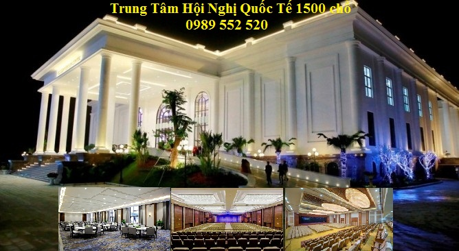 trung tâm hội nghị FLC Quảng Ninh