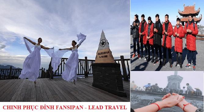 Tour Sapa Fansipan giá rẻ
