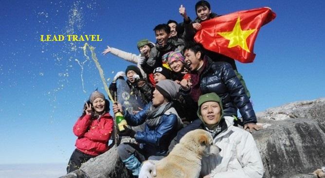 Tour leo Fansipan từ Hà Nội