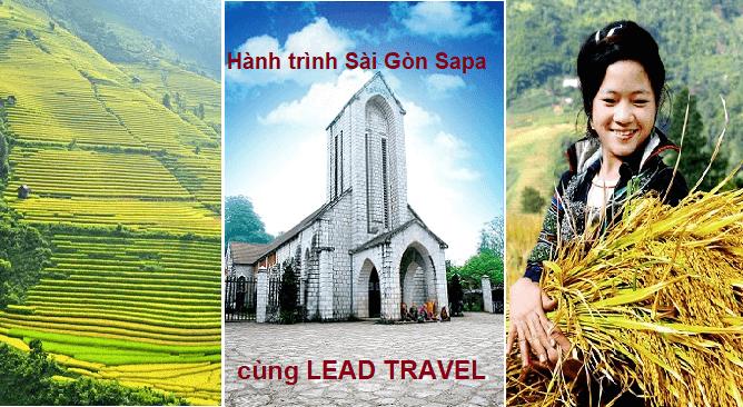 Tour Sài Gòn Sapa giá rẻ