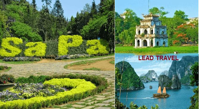 Tour Sapa từ Sài Gòn