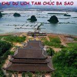 Tour du lịch Tam Chúc Ba Sao 1 ngày Khuyến Mại