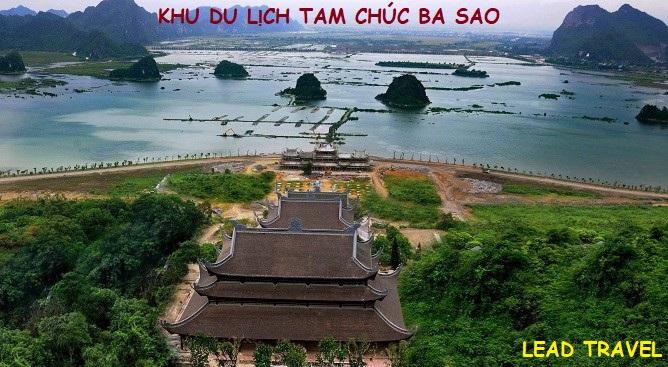 Tour du lịch Tam Chúc Ba Sao 1 ngày