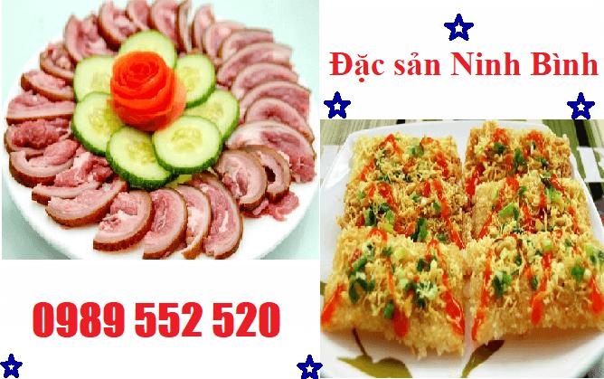 đặc sản Ninh Bình