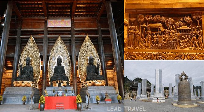 Tham gia hành trình Tour chùa Tam Chúc chiêm ngưỡng những kỷ lục Guinness
