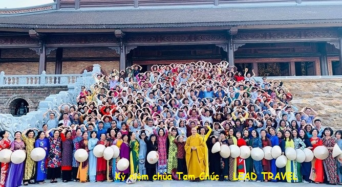 Tour đi chùa Tam Chúc
