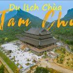 Tour du lịch chùa Tam Chúc du thuyền hồ Tam Chúc 1 ngày Giá rẻ