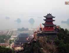giá vé chùa Tam Chúc