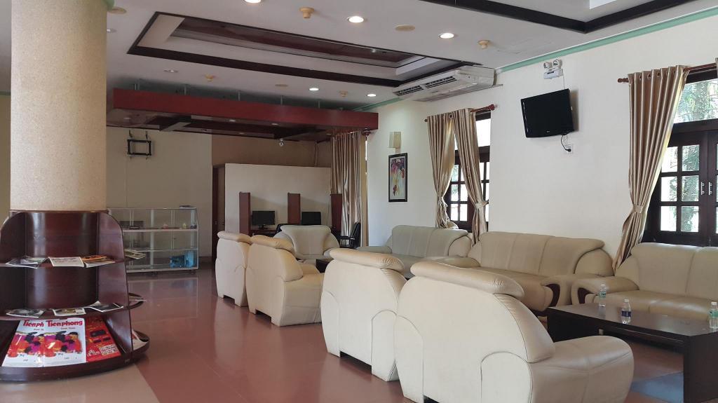 khu nghỉ dưỡng L'Azure Resort and Spa