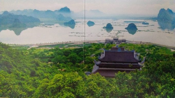 giá vé vào chùa Tam Chúc bao nhiêu