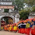 Đền Trần Thương- Ngôi đền thiêng hơn 7 thế kỷ ở Hà Nam