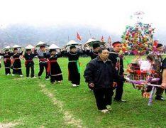 lễ hội ở Sapa