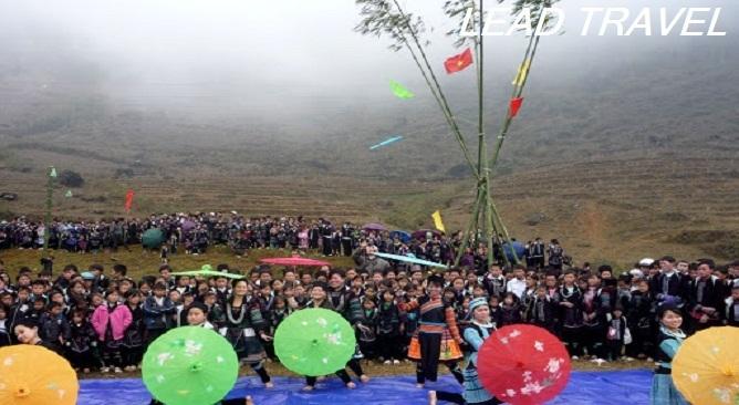 lễ hội tại Sapa