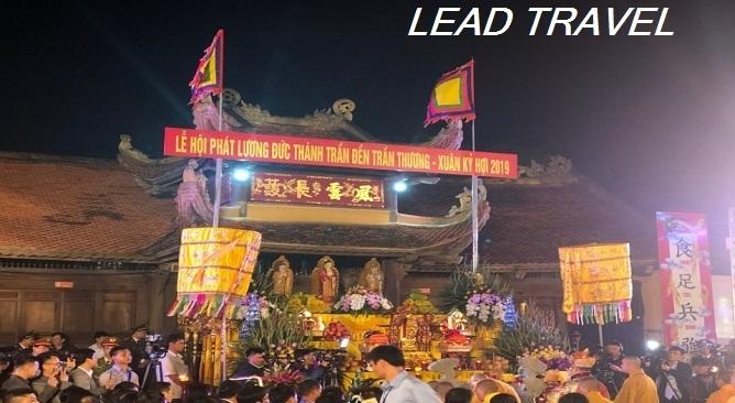 phát lương đền Trần Thương