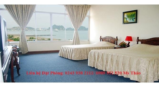 phòng nghỉ khách sạn hạ long bay