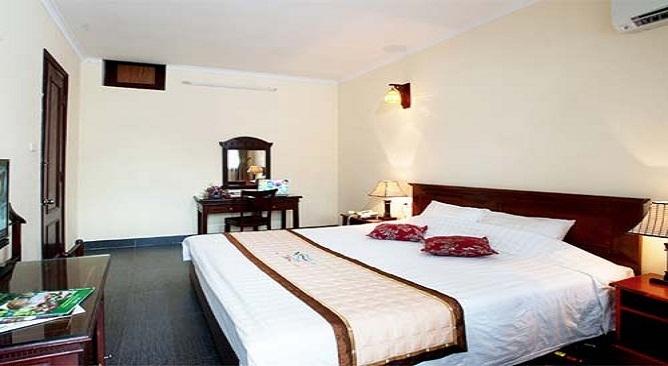 phòng ngủ khách sạn hải âu đồ sơn hải phòng